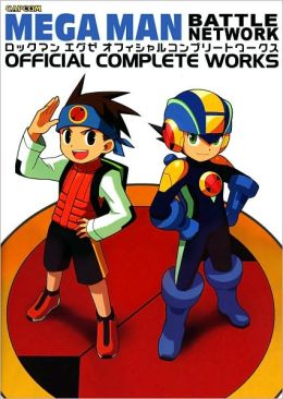 Mega Man Battle Network: Official Complete Works