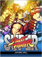 Super Street Fighter, Volume 1: New Generation