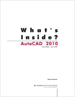 What's Inside? AutoCAD 2010