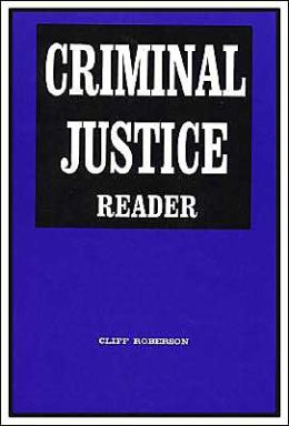 Criminal Justice Reader