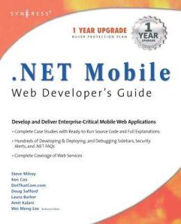 .NET Mobile Web Developers Guide