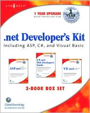 Net Developer's Kit Including Asp, C#, and Visual Basic