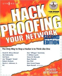 Hack Proofing Your Network 2E