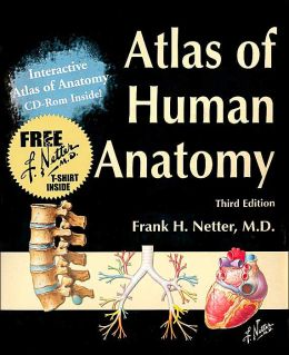 Atlas of Human Anatomy, Interactive Atlas of Human Anatomy and Free T-Shirt Package