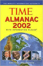 Time Almanac 2002: with Information Please