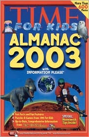 Time for Kids Almanac 2003
