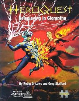 Heroquest: Roleplaying in Glorantha