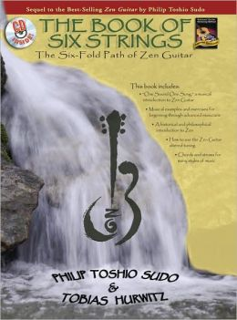 Book of Six Strings: Book & CD