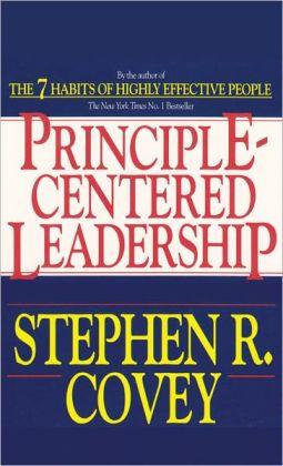 Principle Centered Leadership
