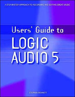 Users' Guide to Logic Audio 5