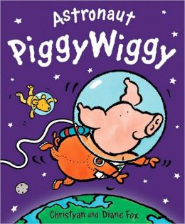 Astronaut PiggyWiggy