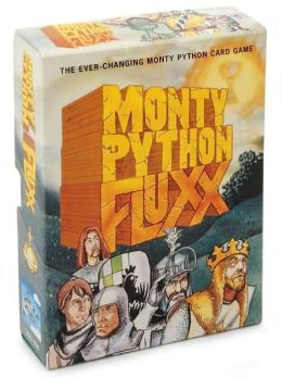 Monty Python Fluxx : The Ever-Changing Monty Python Card Game
