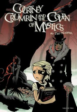 Courtney Crumrin and the Coven of Mystics, Volume 2