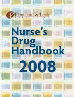 2008 Nurse's Drug Handbook