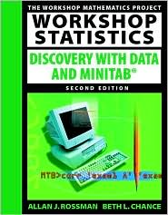Workshop Statistics: Discovery with Data and Minitab