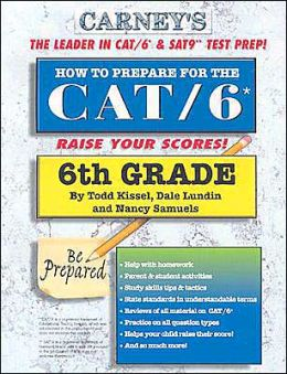 How to Prepare for the CAT 6: 6th grade