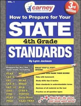 4th Grade: How to Prepare for the State Standards Volume 1