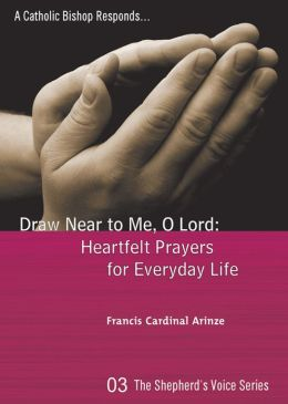 Draw Near to Me, O Lord - Shepherd's Voice