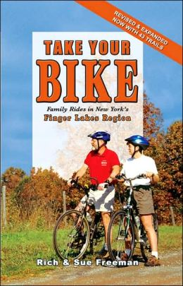 Take Your Bike - Family Rides in New York's Finger Lakes Region