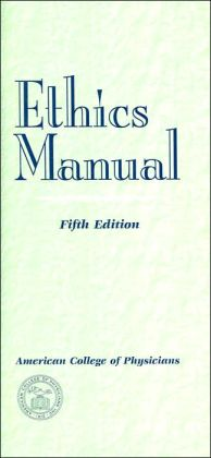 Ethics Manual