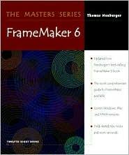 The Masters Series - FrameMaker 6