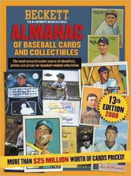 Beckett Baseball Almanac #13