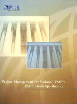 Project Management Professional (Pmp) Examination Specification
