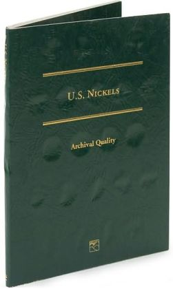 U. S. Nickel Coin Folder