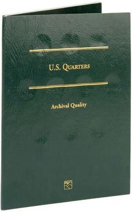 U.S. Quarters Coin Folder