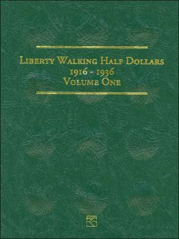 Liberty Walking Half Dollar 1916-1936