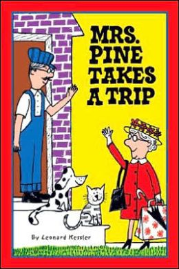 Mrs. Pine Takes a Trip