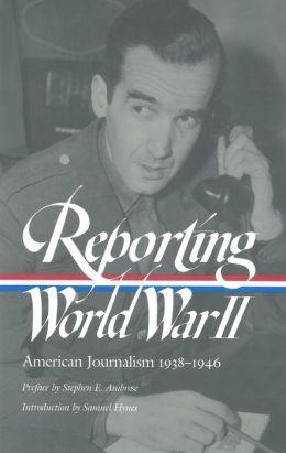 Reporting World War 2