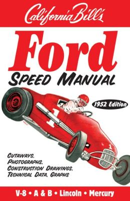 Ford Speed Manual: 1952 Edition