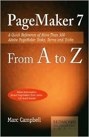 PageMaker 7 from A to Z