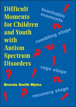 Difficult Moments for Children and Youth with Autism Spectrum Disorders