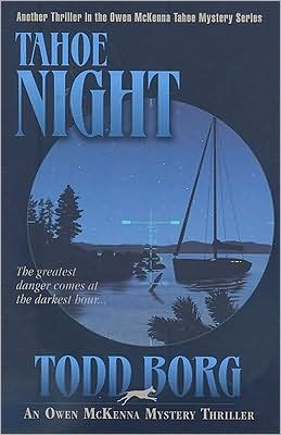 Tahoe Night (Owen McKenna Series)