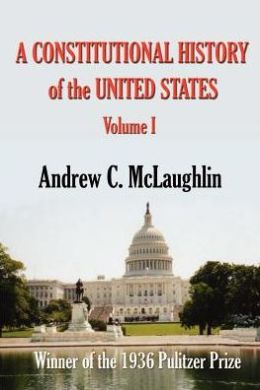 Constitutional History of the United States