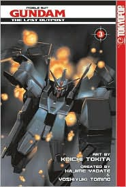 Gundam Wing: The Last Outpost Volume 3