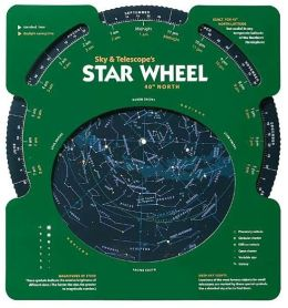 Sky & Telescope's Star Wheel 40 North
