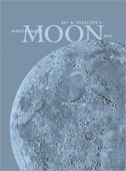 Sky & Telescope's Mirror-Image Moon Map