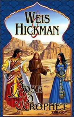 Rose of the Prophet Trilogy: The Will of the Wanderer/The Paladin of the Night/The Prophet of Akhran
