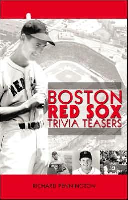 Boston Red Sox Trivia Teasers
