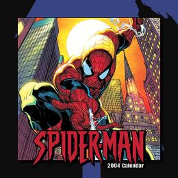 2004 Spider Man Wall Calendar