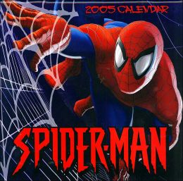 2005 SpiderMan Wall Calendar