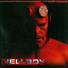 2005 Hellboy Movie Wall Calendar
