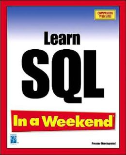 Learn SQL in a Weekend