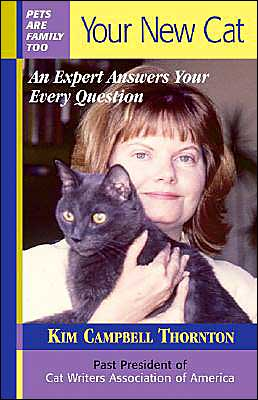 Your New Cat: An Expert Answers Your Every Question