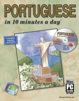 PORTUGUESE in 10 minutes a day with CD-ROM