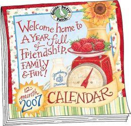 2007 Gooseberry Patch Wall Calendar