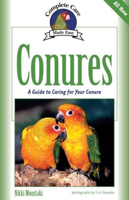 Conures: A Complete Guide to Caring for Your Conure
